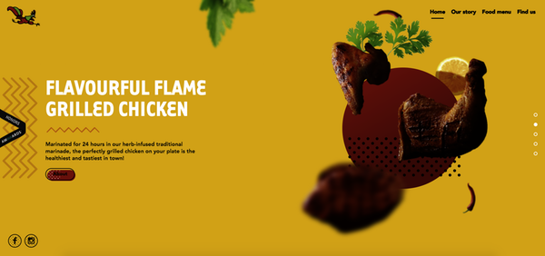 Galitos : webdesign color