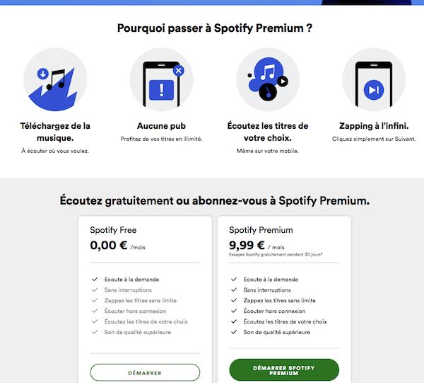 Offre premium pour un site de confiance