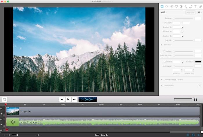 vidéo screenflow