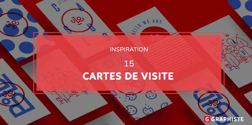 cartes de visite design