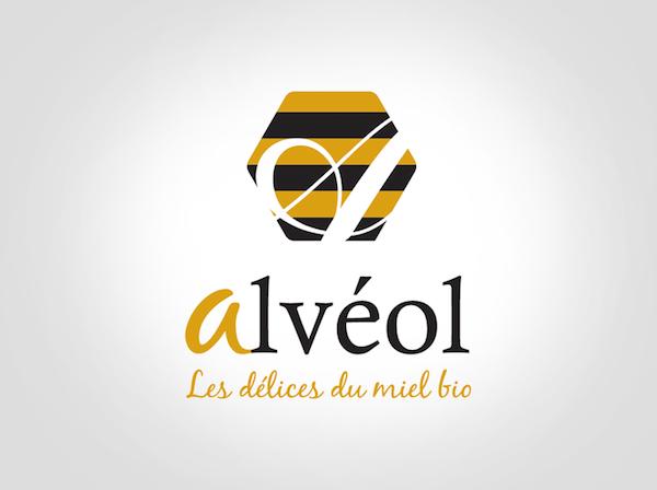 Logo brun miel