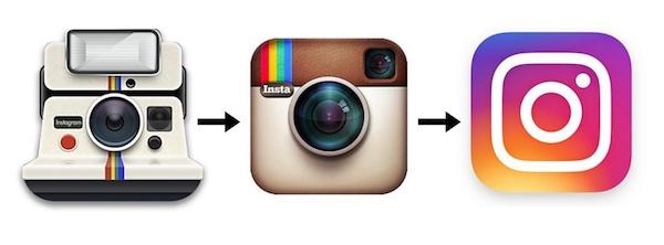 Rebranding Instagram