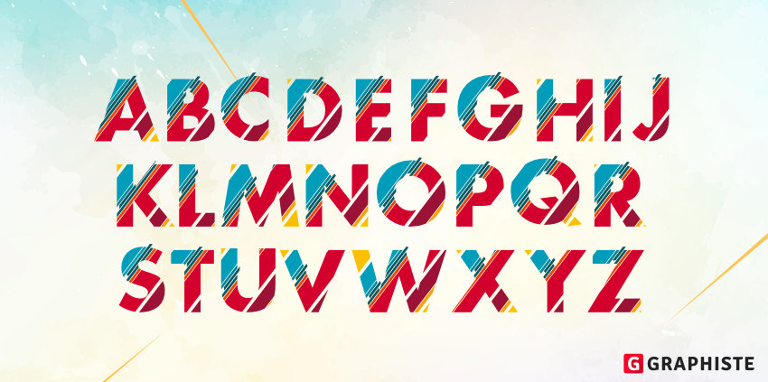 tendances typographie
