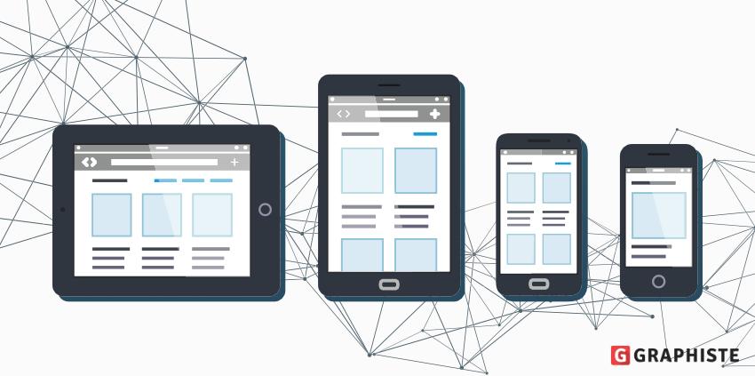 Images design application mobile