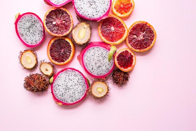 Photographie couleur rose