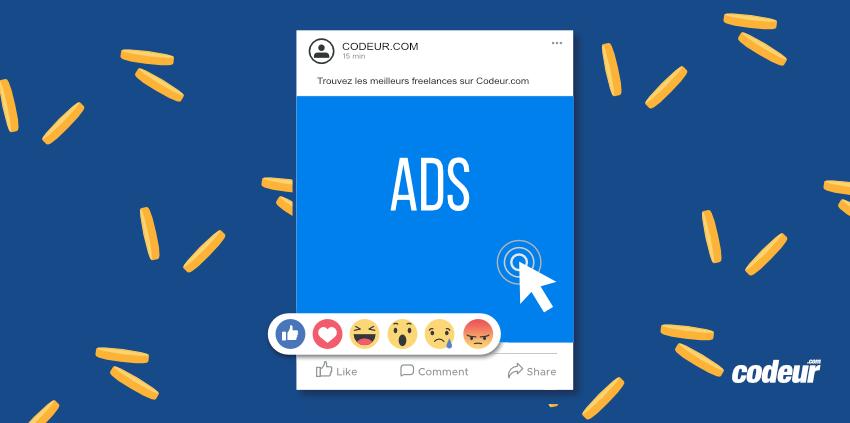 Taux conversion Facebook Ads