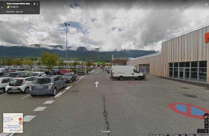 api street view