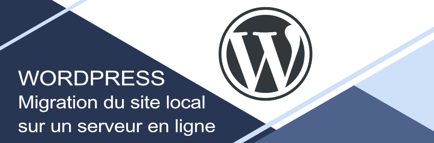 tutoriel migration d'un site wordpress local