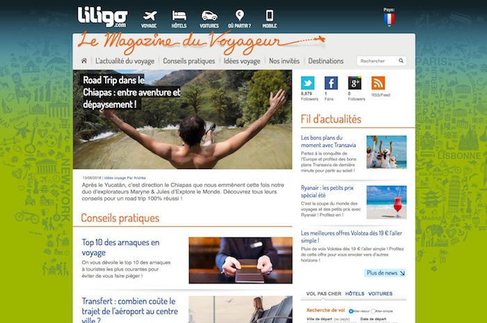 meilleurs blogs de voyage