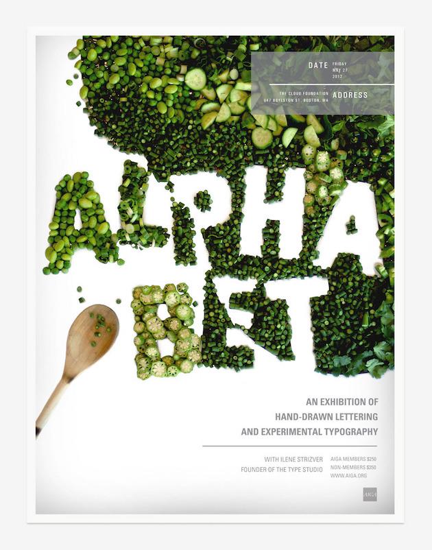 affiche alphabet