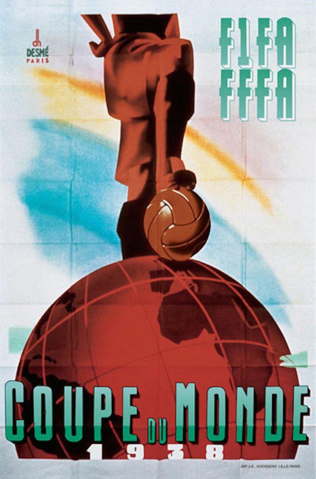 logo coupe du monde 1938