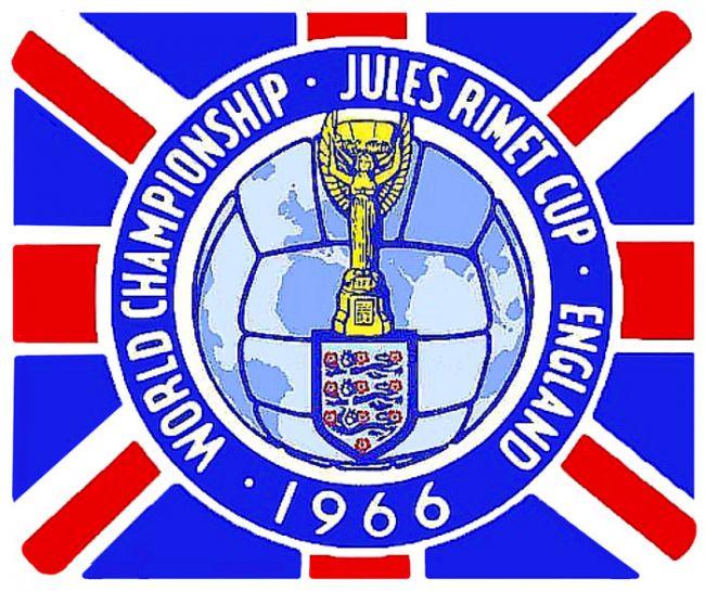 logo coupe du monde 1966