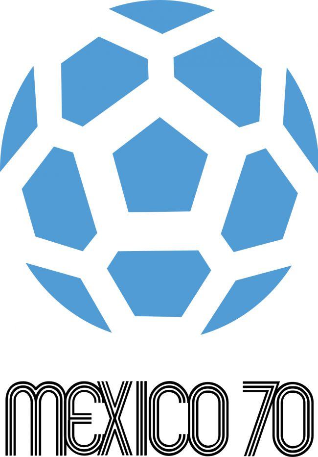 logo coupe du monde 1970