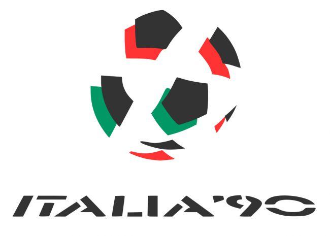 logo coupe du monde 1990