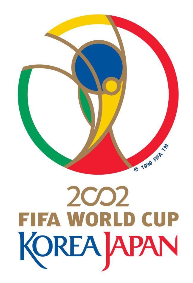 logo coupe du monde 2002