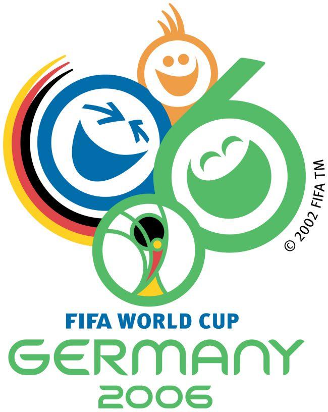 logo coupe du monde 2006
