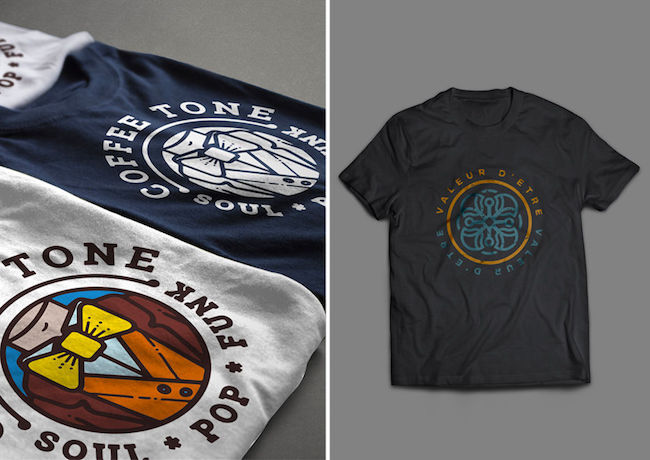 Objet publicitaire t-shirt