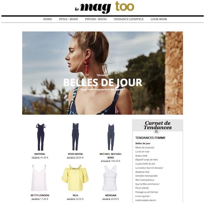 avantages d'un blog pour un site e-commerce