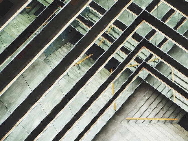 Photo architecture perspective