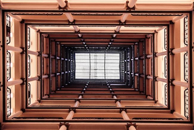 Photo architecture symetrie