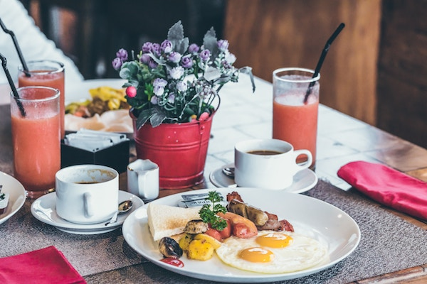 Petit déjeuner freelance