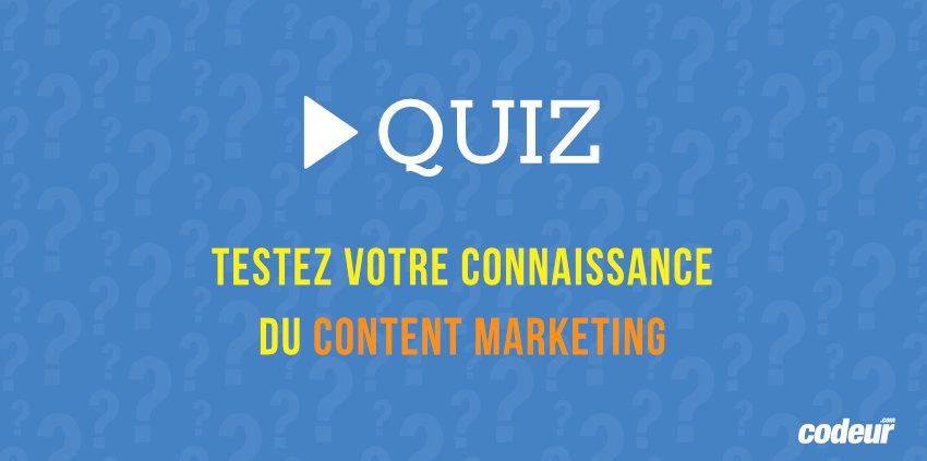 quiz content marketing