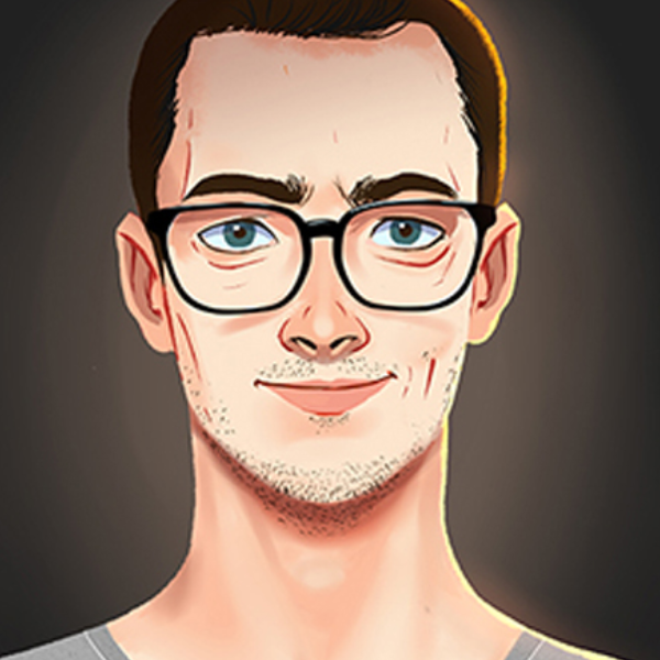 Effet cartoon Photoshop 4