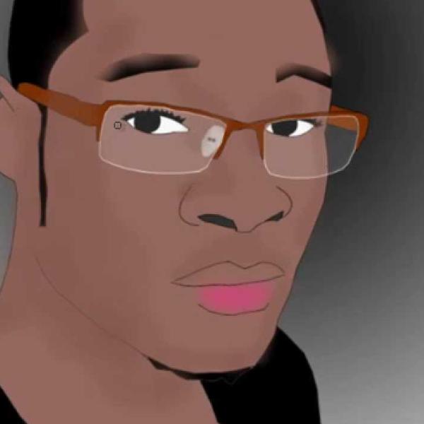 Effet cartoon Photoshop 5