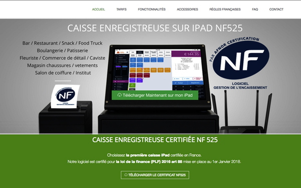 Application ShopCaisse gratuite