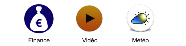 Cohérence icône application mobile