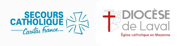 Logo crois église