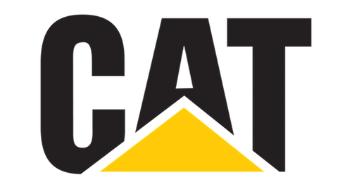 Logo triangle Caterpilar