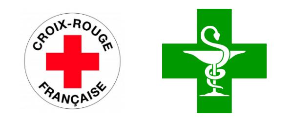 Logo croix santé