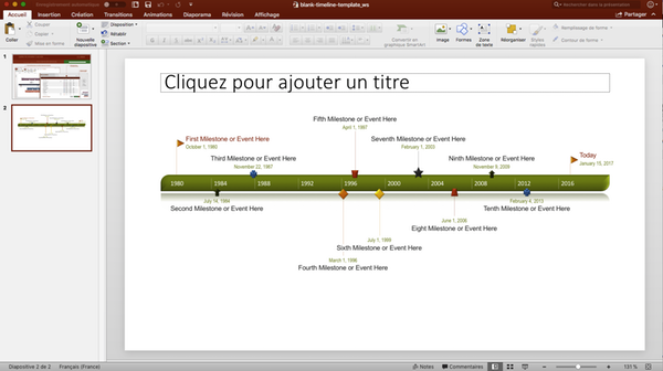 Office Timeline PowerPoint