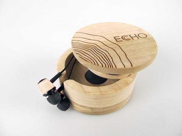 Packaging bois écouteurs