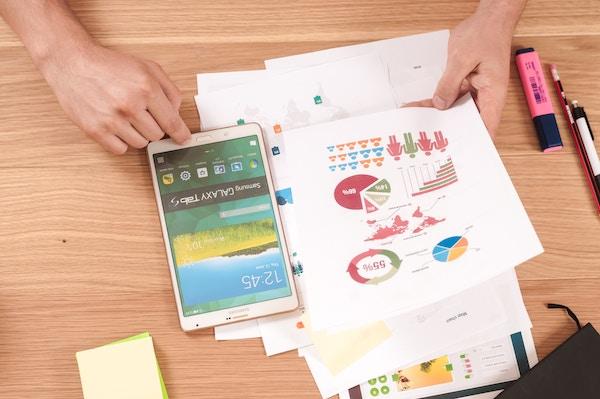 Étude de marché mobile