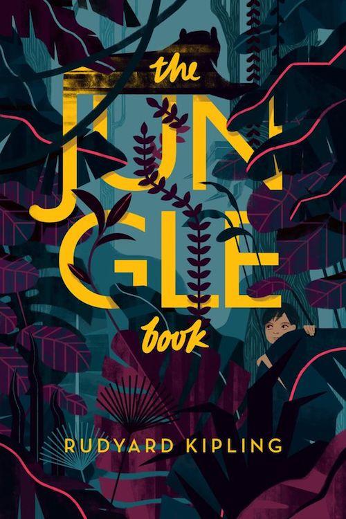 Couverture livre de la jungle