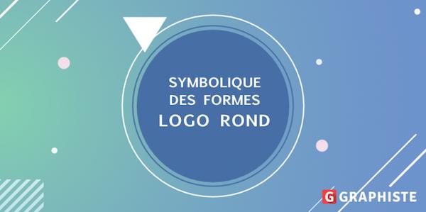 Symbolique logo rond