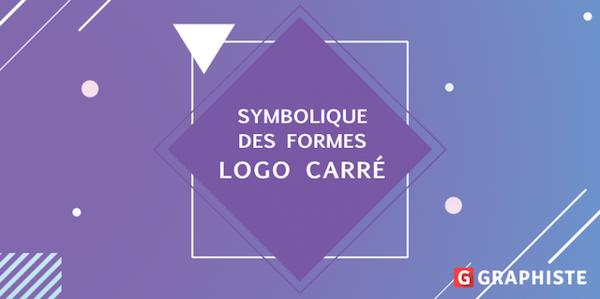 Symbolique forme carrée