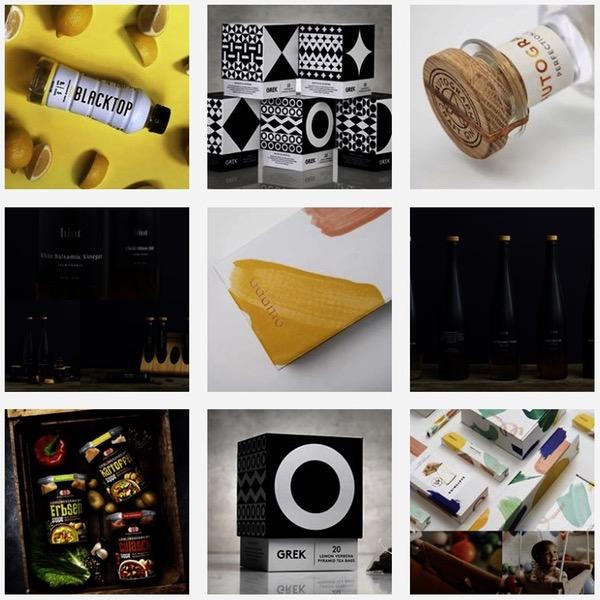 Feed instagram packaging