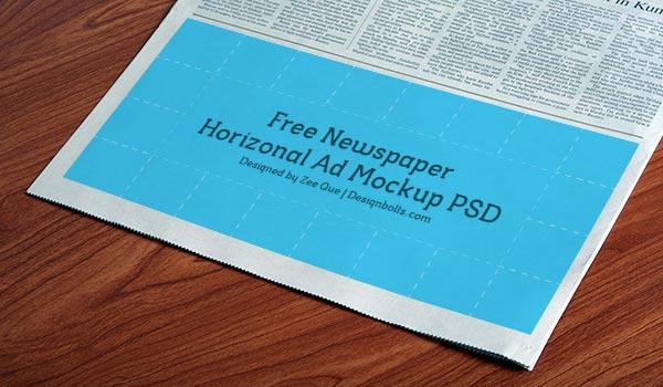 Mockup journal