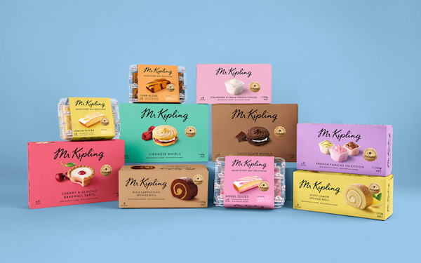Packaging couleur