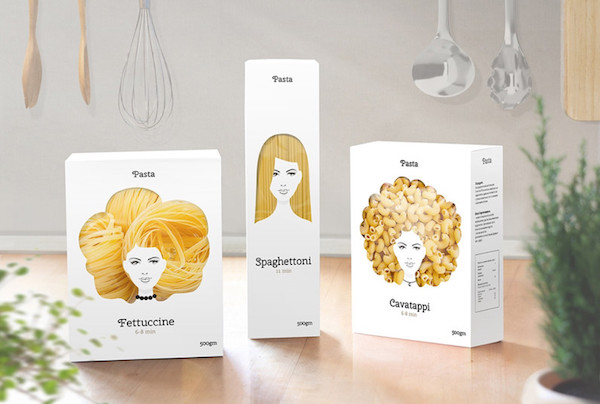 Packaging transparence