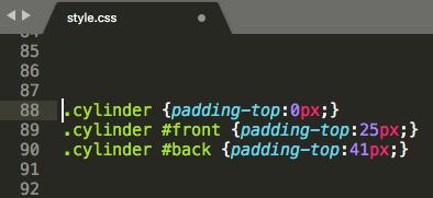 Regroupement CSS