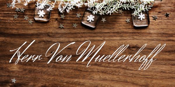 Typo Noël gratuite