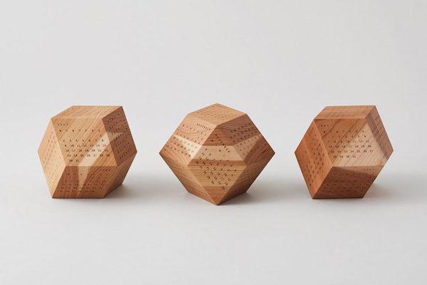 Calendrier 3 dimensions