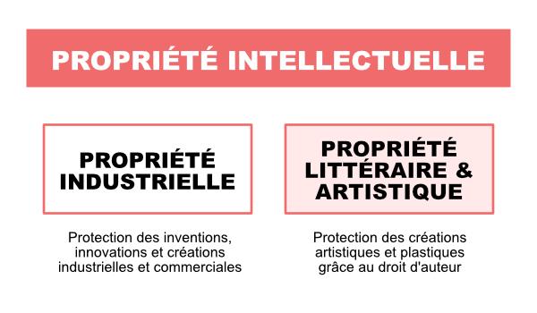 Explication propriété intellectuelle