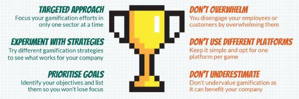 Règles de la gamification