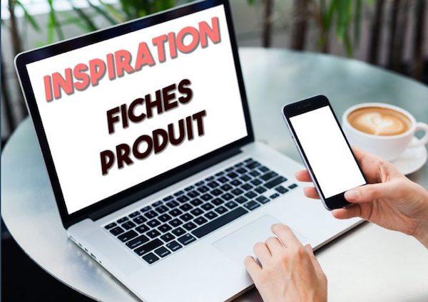 Inspiration fiche produit