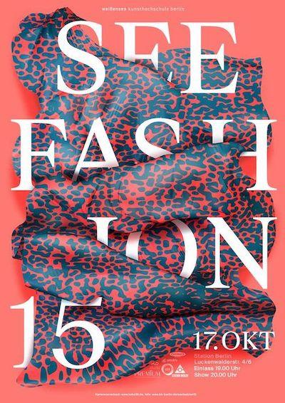 See Fashion 15 affiche 3d
